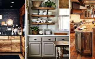 Как сделать самому кухонный гарнитур из ДСП?