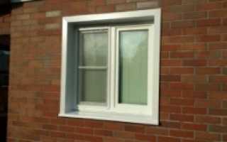 Как правильно сделать откосы на окнах снаружи