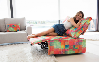 Что такое реклайнер у дивана?