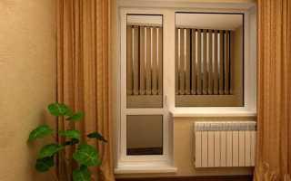 Как правильно отрегулировать балконную пластиковую дверь?