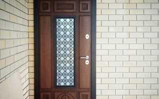 Как оформить порог входной двери?