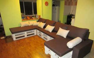 Как собрать каркас для дивана?