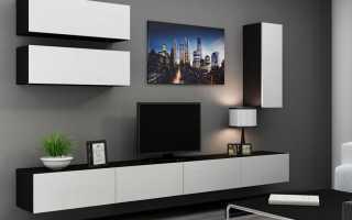 Гостиная под телевизор