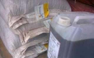 Добавки к бетону противоморозные