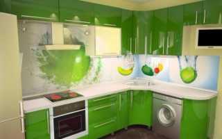 Какие бывают стеновые панели для кухни?