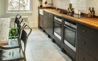 Из чего бывают столешницы для кухни?