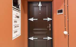 Чем лучше сделать откосы на входной двери?