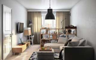 Дизайн комнаты 16 кв