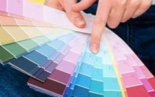 В какой цвет покрасить потолок интерьерный дизайн