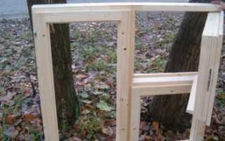 Рамы для окон из дерева для дачи