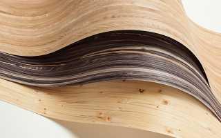 Как делают шпон из дерева?