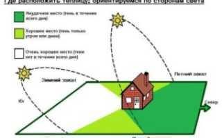 Как делать грядки в теплице из поликарбоната