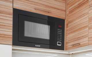 Как подвесить микроволновку к верхнему шкафу?