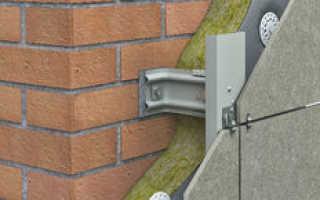 Монтаж керамогранита на фасад в деталях подробно