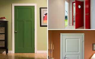 Как можно задекорировать межкомнатные двери?