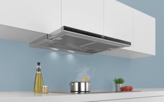 Как определить мощность вытяжки для кухни?