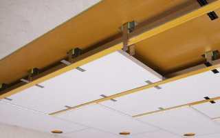 Виброизолирующие потолочные подвесы